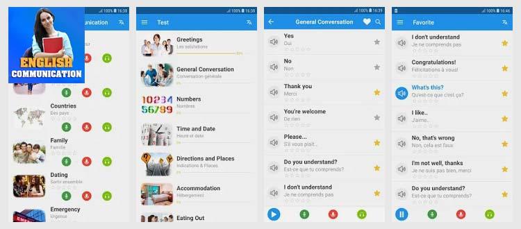 Aplikasi belajar Bahasa Inggris - Awabe