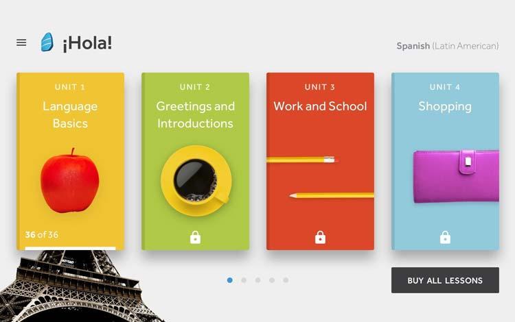 10 Aplikasi Belajar Bahasa Inggris Terbaik (IOS dan Android)