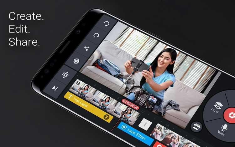 Daftar Aplikasi Edit Video Terbaik Untuk Android