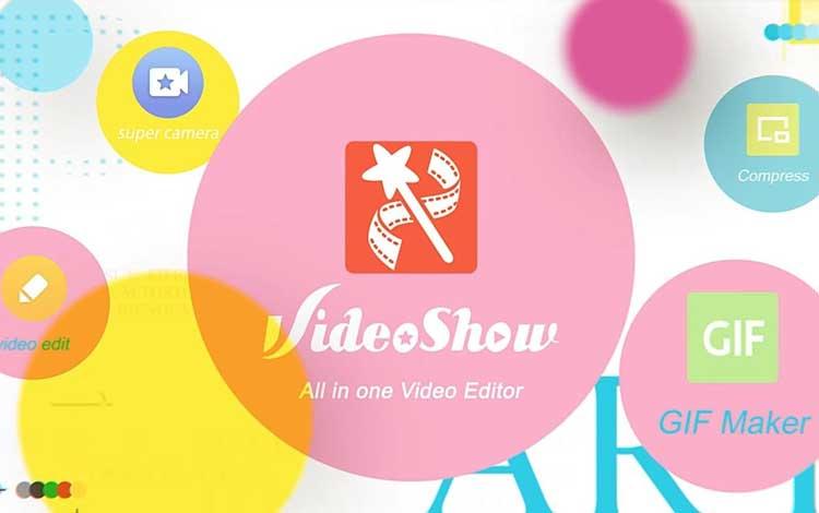 Aplikasi edit video untuk Android - VideoShow