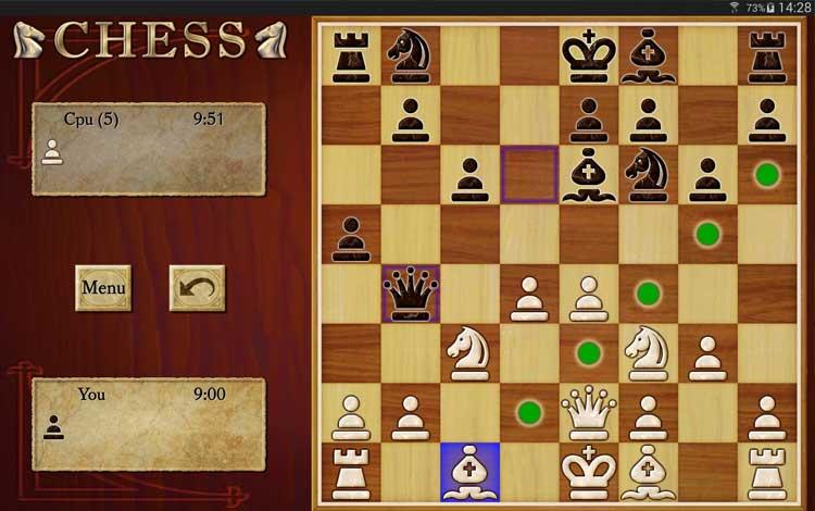 Game Strategi Offline Terbaik 2019 Untuk Android - Chess-Free