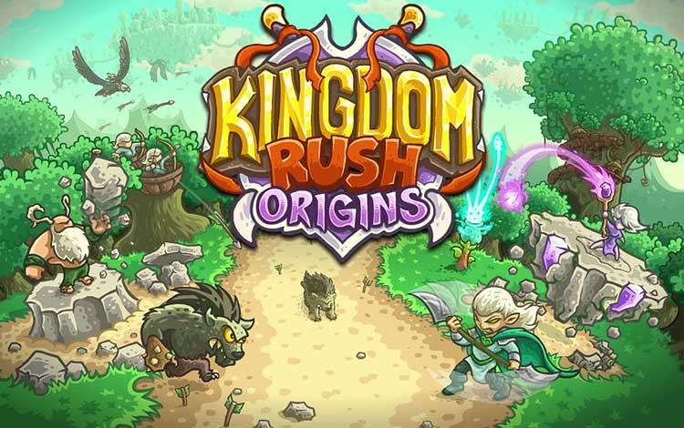 Game Strategi Offline Terbaik 2019 Untuk Android - Kingdom Rush Origins
