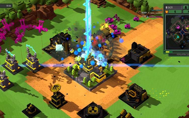 Game Strategi Offline Terbaik 2019 Untuk PC - 8-bit Armies