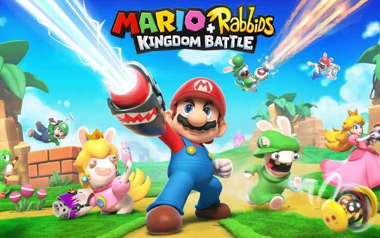 Game Strategi Offline Terbaik 2019 Untuk PC - Mario + Rabbids