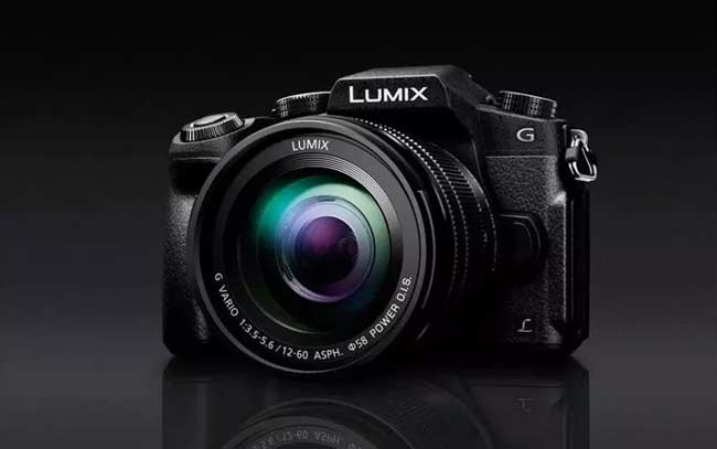 Kamera vlog terbaik - Panasonic Lumix DMC G85