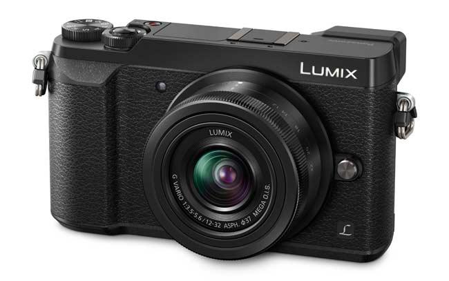 Kamera vlog terbaik - Panasonic Lumix DMC-GX85K