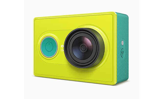 Kamera vlog terbaik - Xiaomi Yi Sport 16 MP