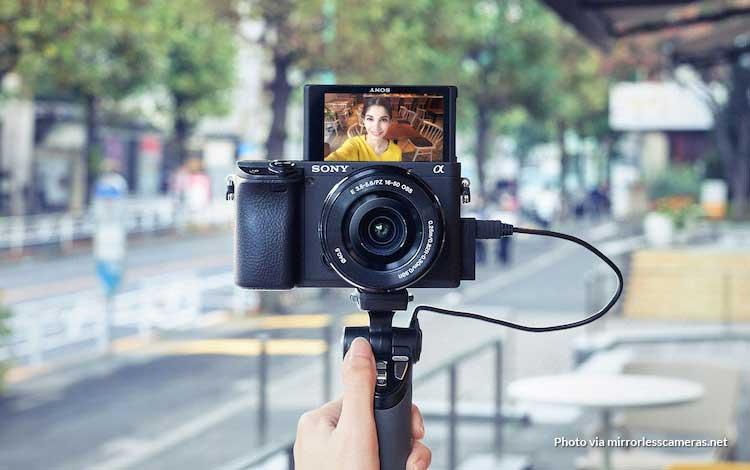 Kamera vlog terbaik