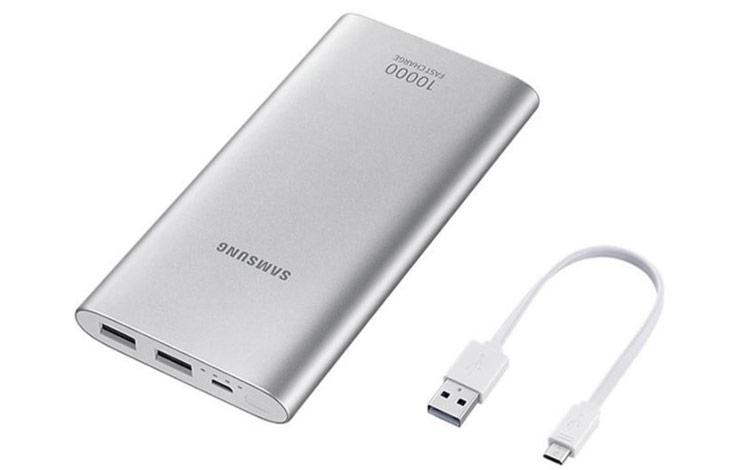 Merek power bank bagus - Samsung Power Bank Real Capacity