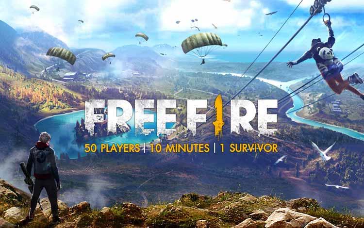 Game android terpopuler - Garena Free Fire