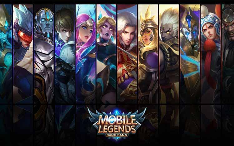 Game android terpopuler - Mobile Legends: Bang Bang