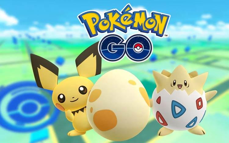 Game android terpopuler - Pokemon GO