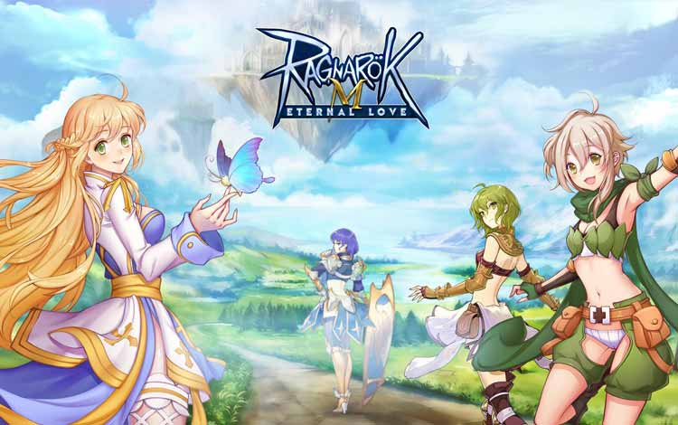 Game android terpopuler - Ragnarok M: Eternal Love