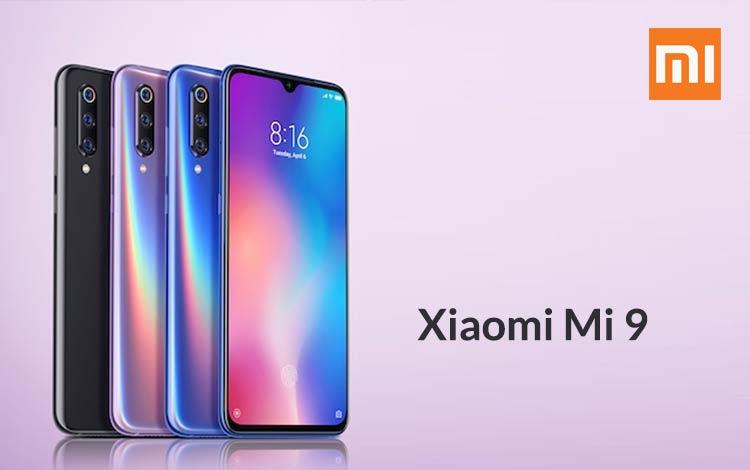 Smartphone xiaomi terbaik 2019 - Xiaomi Mi 9
