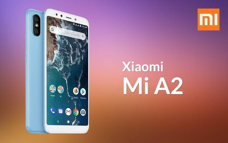 Smartphone xiaomi terbaik 2019 - Xiaomi Mi A2