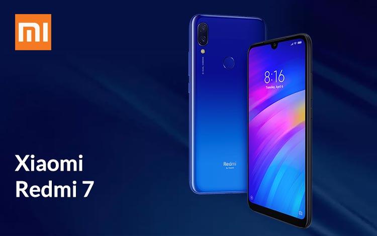 Smartphone xiaomi terbaik 2019 - Xiaomi Redmi 7