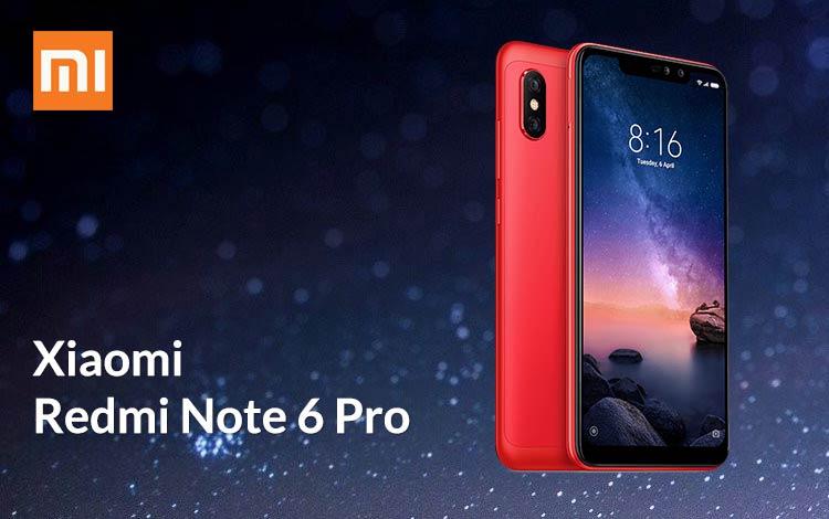 Smartphone xiaomi terbaik 2019 - Xiaomi Redmi Note 6 Pro