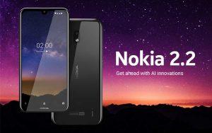 Spesifikasi dan harga Nokia 2.2