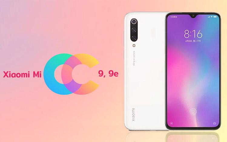 Spesifikasi Xiaomi Mi CC9 dan Mi CC9e