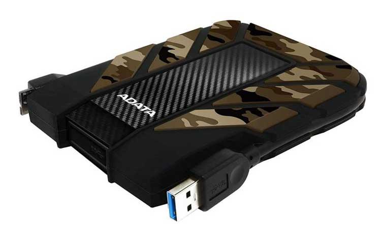 Hardisk eksternal bagus - Adata HD710M