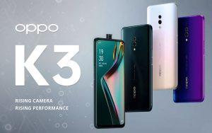 Harga, Spesifikasi, Kekurangan dan Kelebihan Oppo K3