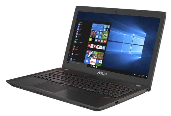 Laptop Intel Core Terbaru Dan Bagus - ASUS FX553VD