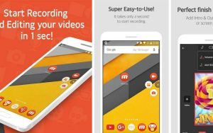 Aplikasi game recorder terbaik 2019 - Mobizen Screen Recorder – Record, Capture, Edit