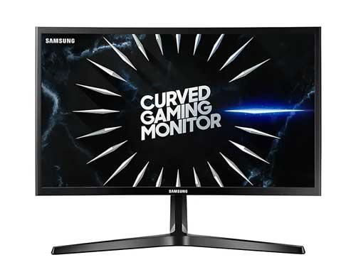 Monitor PC Bagus Dengan Harga Terjangkau - Samsung 24 Inch C24RG50FQE
