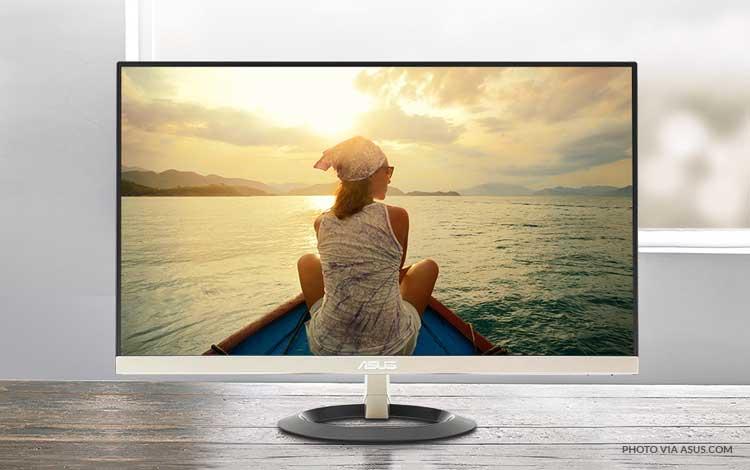Rekomendasi Monitor Komputer/PC Bagus Dengan Harga Terjangkau