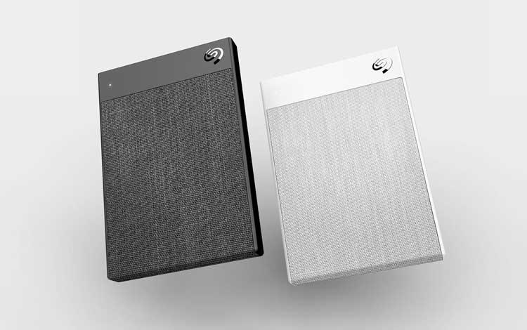 Hardisk eksternal bagus - SEAGATE Back Up Plus Ultra Touch