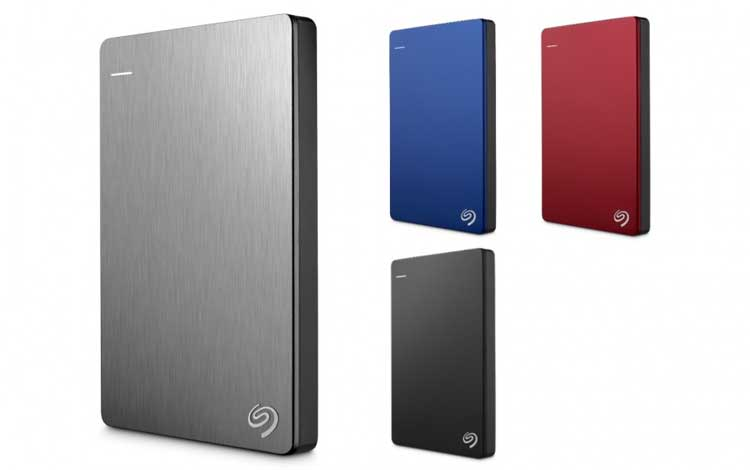 Hardisk eksternal bagus - SEAGATE Backup Plus Slim