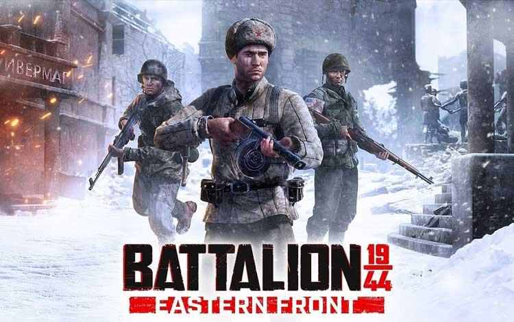 Game perang offline terbaik - Battalion 1944