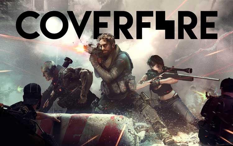 Game perang offline terbaik - Cover Fire: Sniper Shooting Games