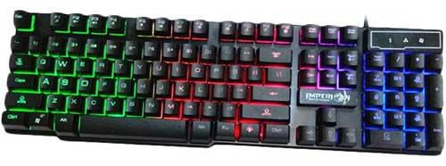 Keyboard gaming bagus Imperion Warrior 10