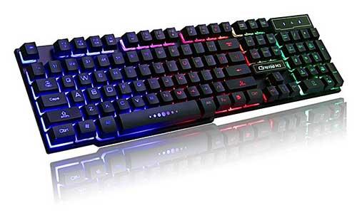 Keyboard gaming bagus - R8 1822