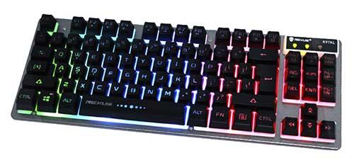 Keyboard gaming bagus - Rexus K9 Fortress