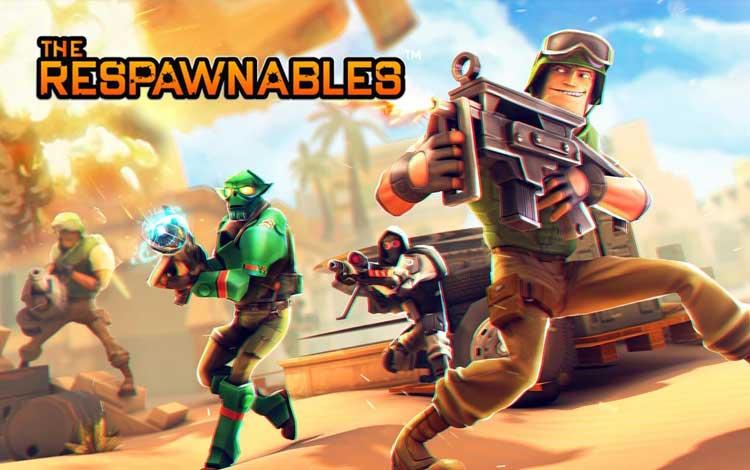Game perang offline terbaik - Respawnables