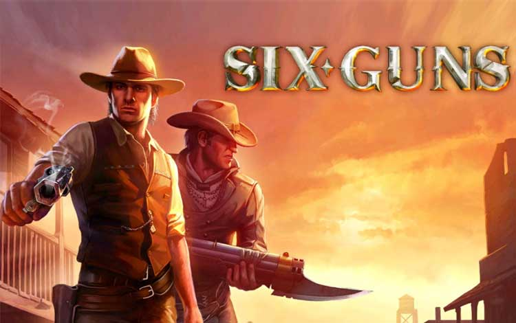Game perang offline terbaik - Six Guns: Gang Showdown