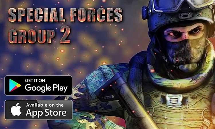 Game perang offline terbaik - Special Forces Group 2