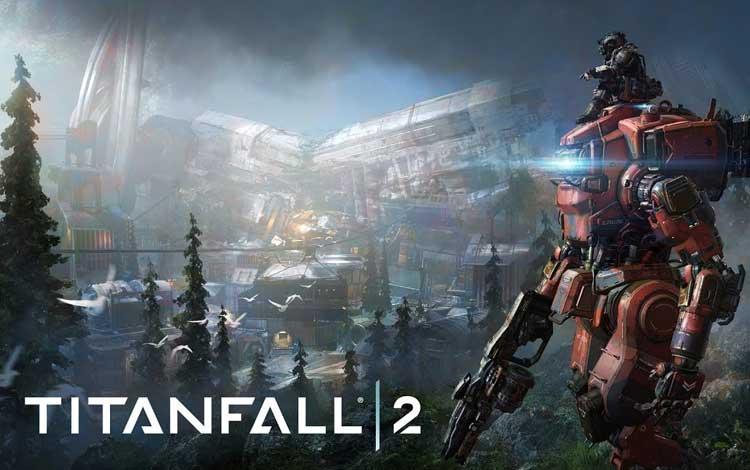 Game perang offline terbaik - Titanfall 2