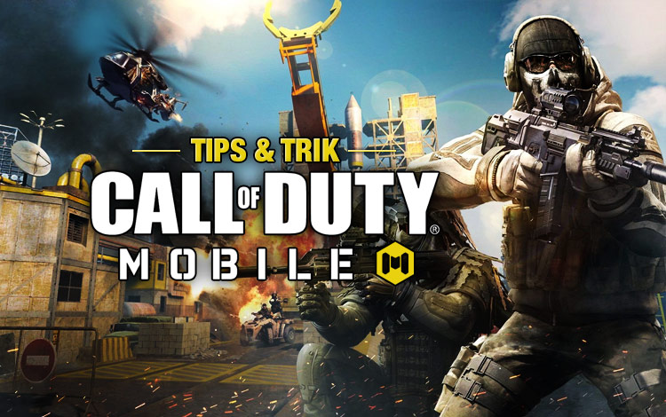 Tips Main Call of Duty Mobile Seperti Pro