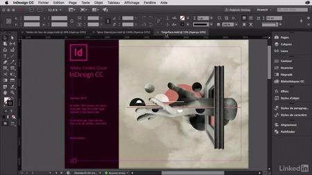 Software desain grafis terbaik - Adobe InDesign
