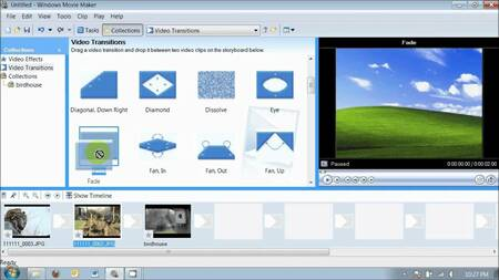 software edit video gratis PC