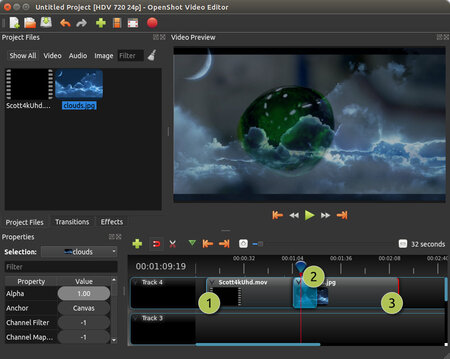 aplikasi video editor PC gratis