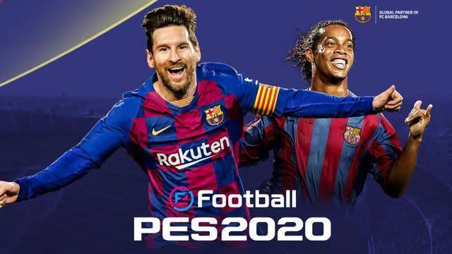 Cover Terbaru eFootball Pro Evolution Soccer 2020