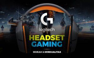 Headset gaming murah berkualitas