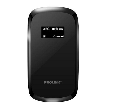 Modem WiFi portable murah - Prolink Mobile PRT7001H