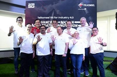 Uji Coba Teknologi Jaringan 5G Indonesia Telkom
