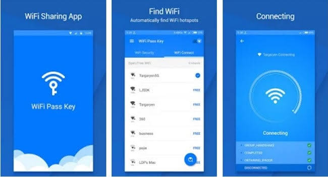 software android sadap wifi