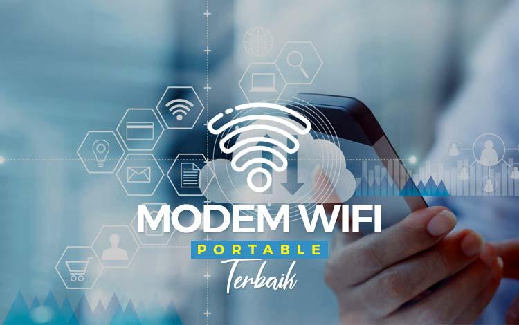 5 Modem WiFi Portable Bagus dan Murah di Indonesia!